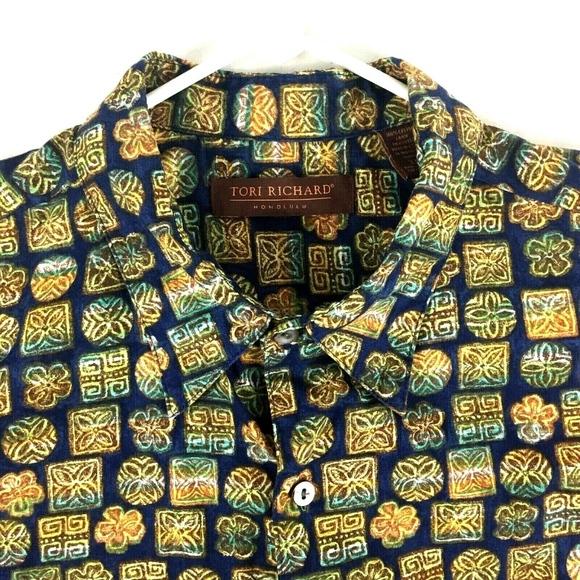 0764ab4b Tori Richard Shirts | Honolulu Mens Hawaiian Shirt Xl | Poshmark